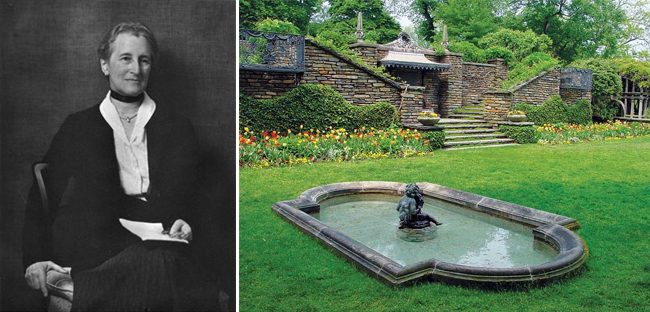 The Life And Gardens Of Beatrix Farrand Experience Essex Ct