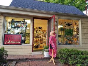 Connecticut River Artisans Cooperative Store Front