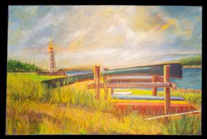 Oil Painting Studio Class