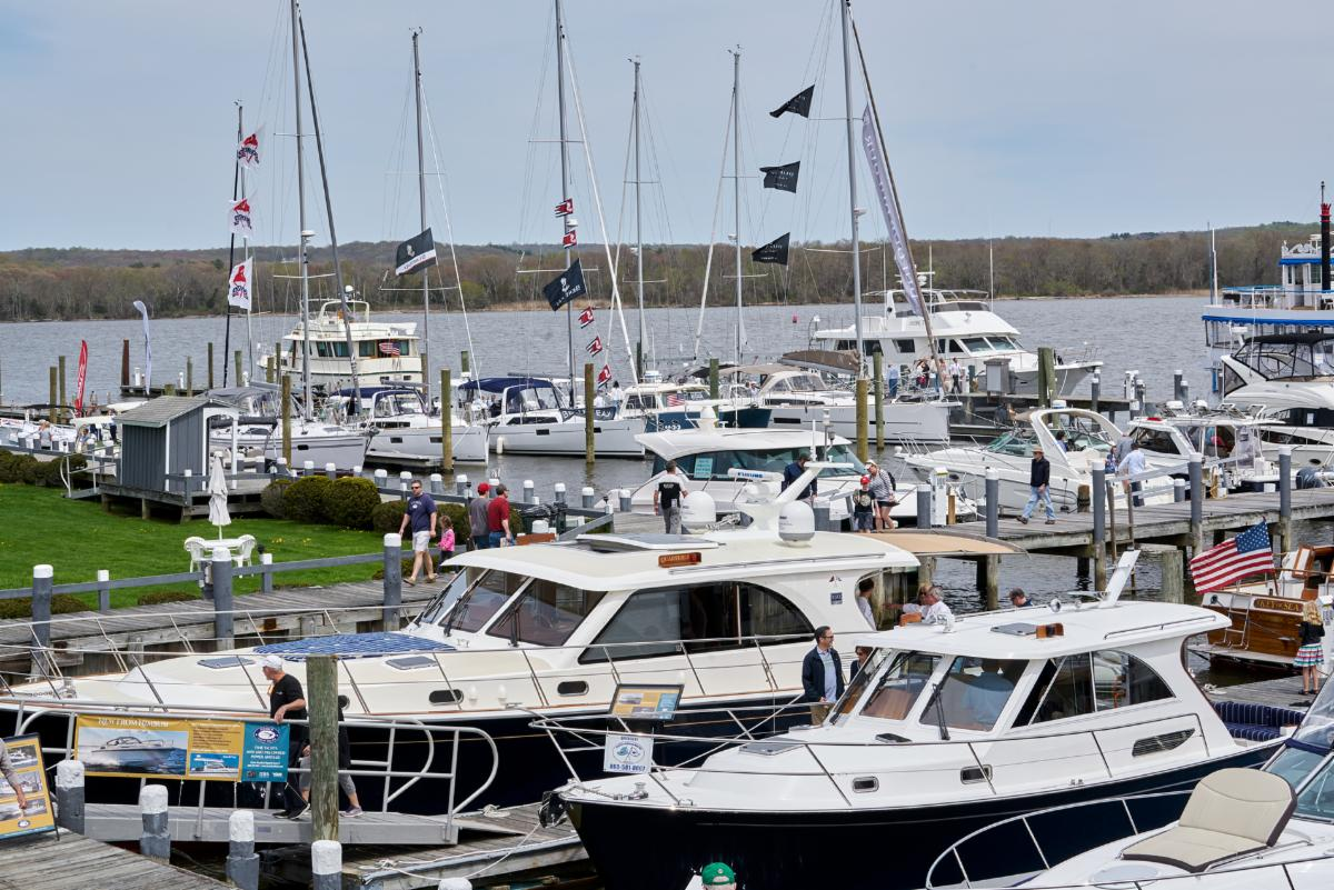 CT Spring Boat Show 2021