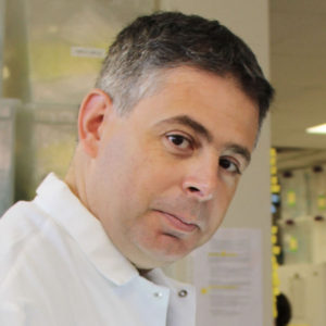 UConn Associate Professor of Virology and Vaccinology Paulo Verardi